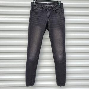Versace V 19.69 Italia black skinny jeans